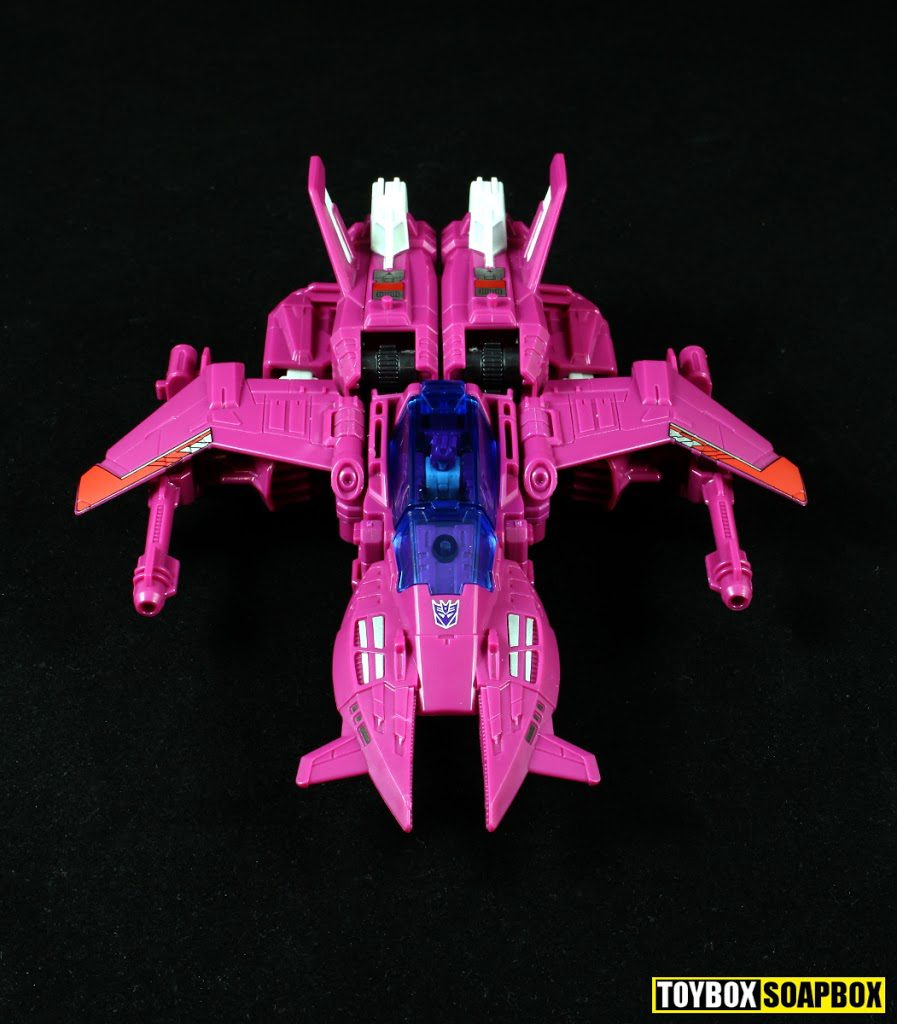 titans return misfire cockpit
