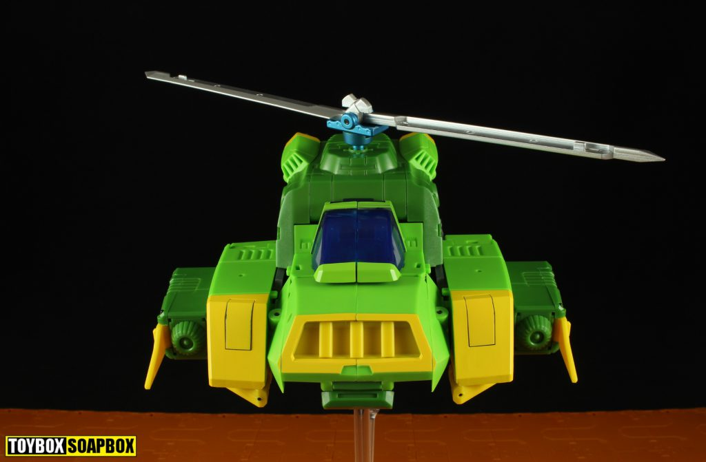 open and play springer big spring helicopter