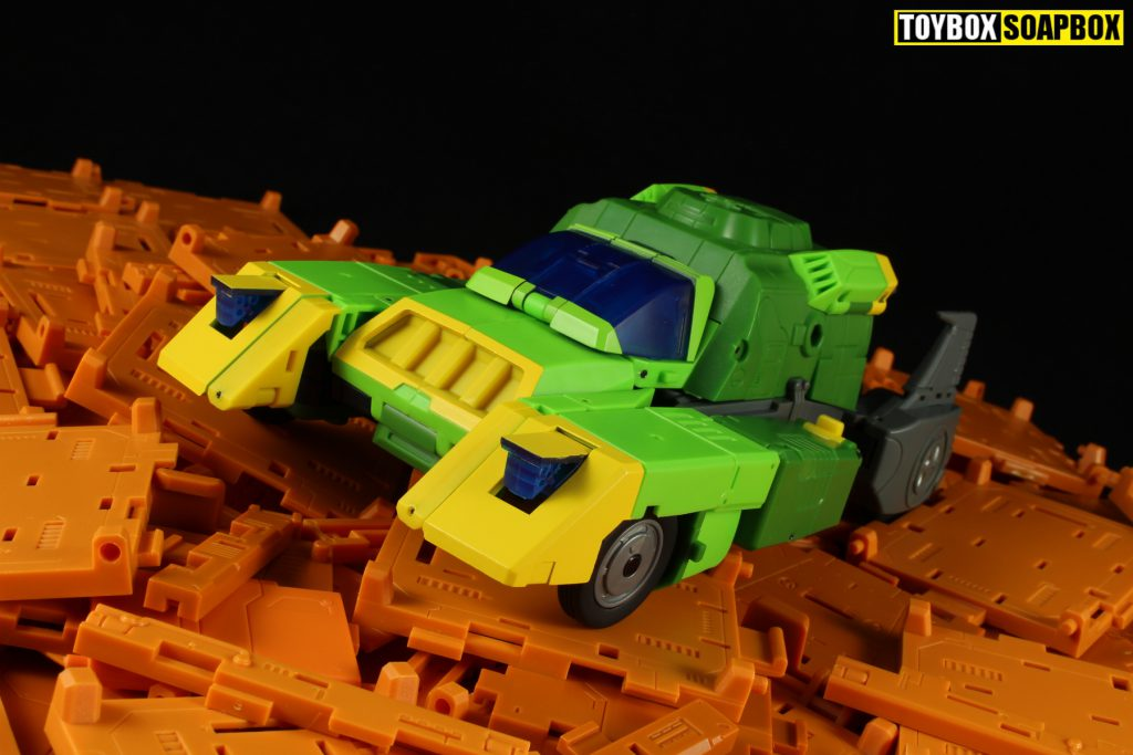 open & play mp springer car mode