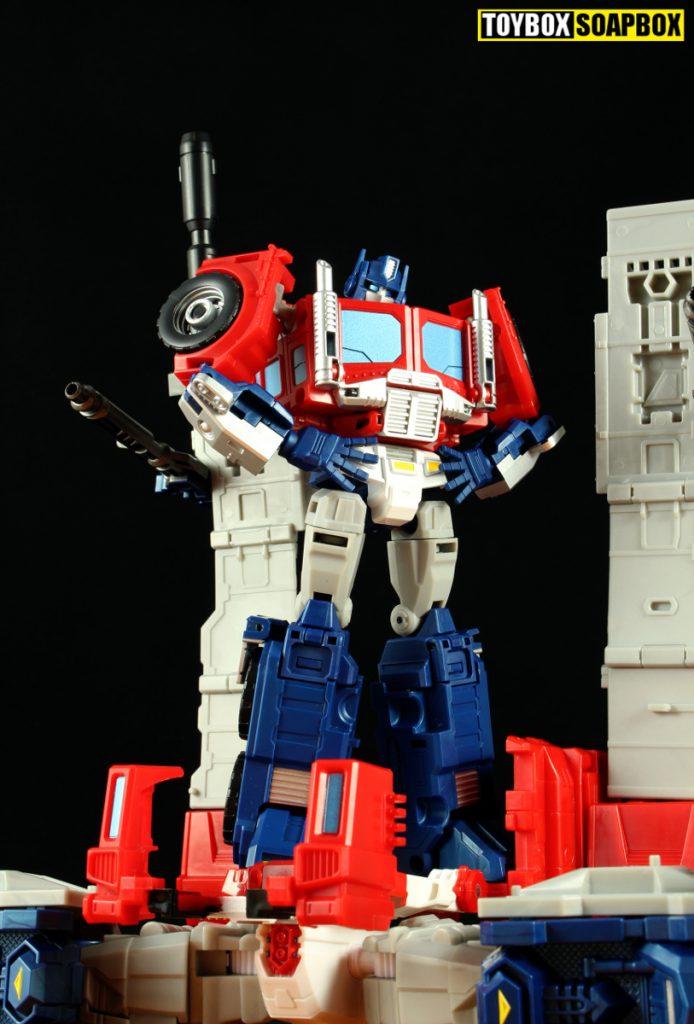 titans return optimus base mode perfect effect pc-16