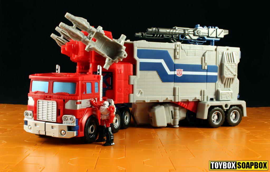 power master optimus prime titans return upgrade