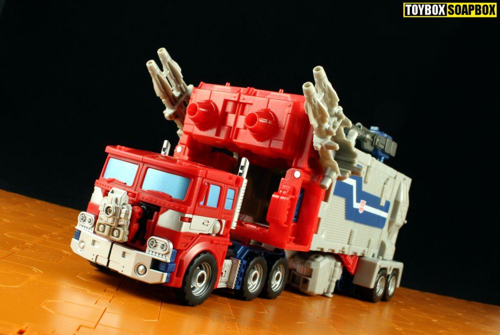 takara legends ginrai upgrade truck mode