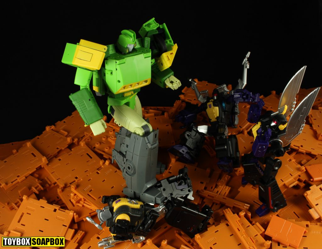 badcube bugs insecticons with open play springer