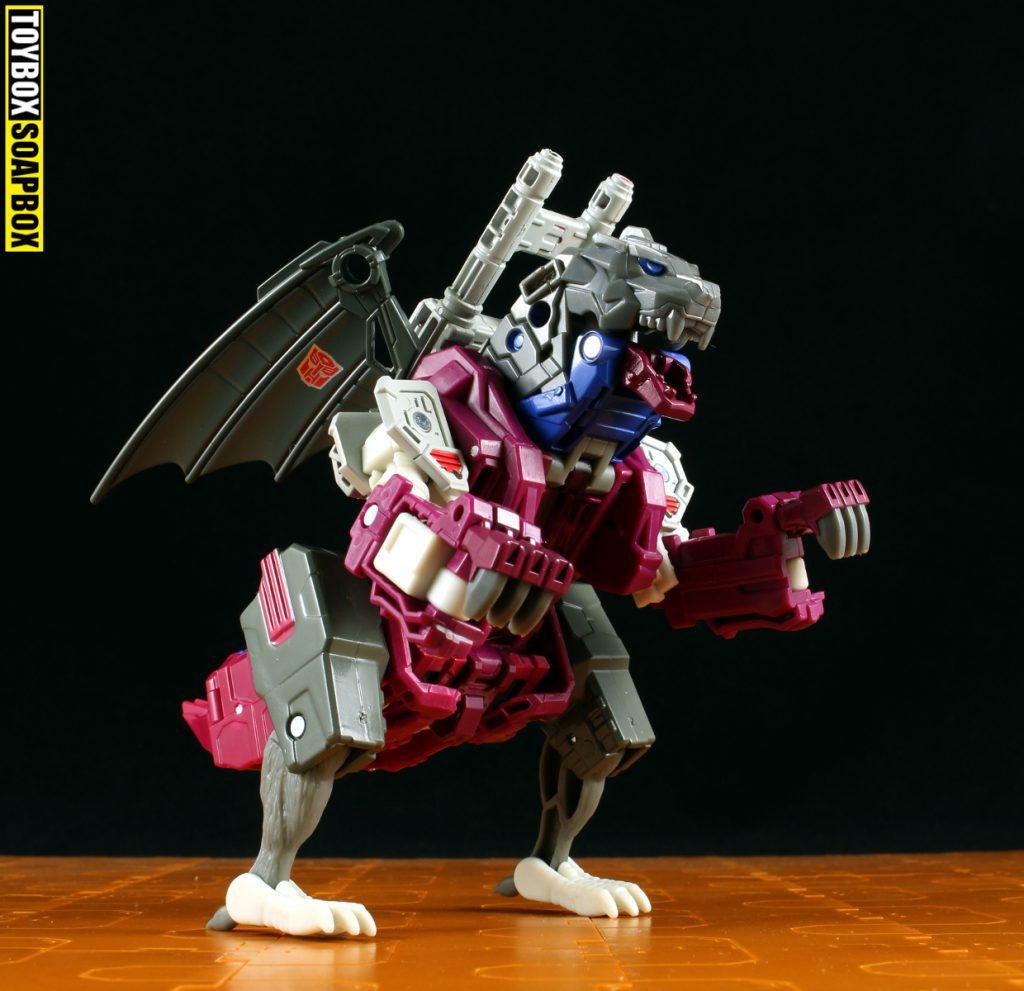 hasbro toy shop exclusive titans return grotusque