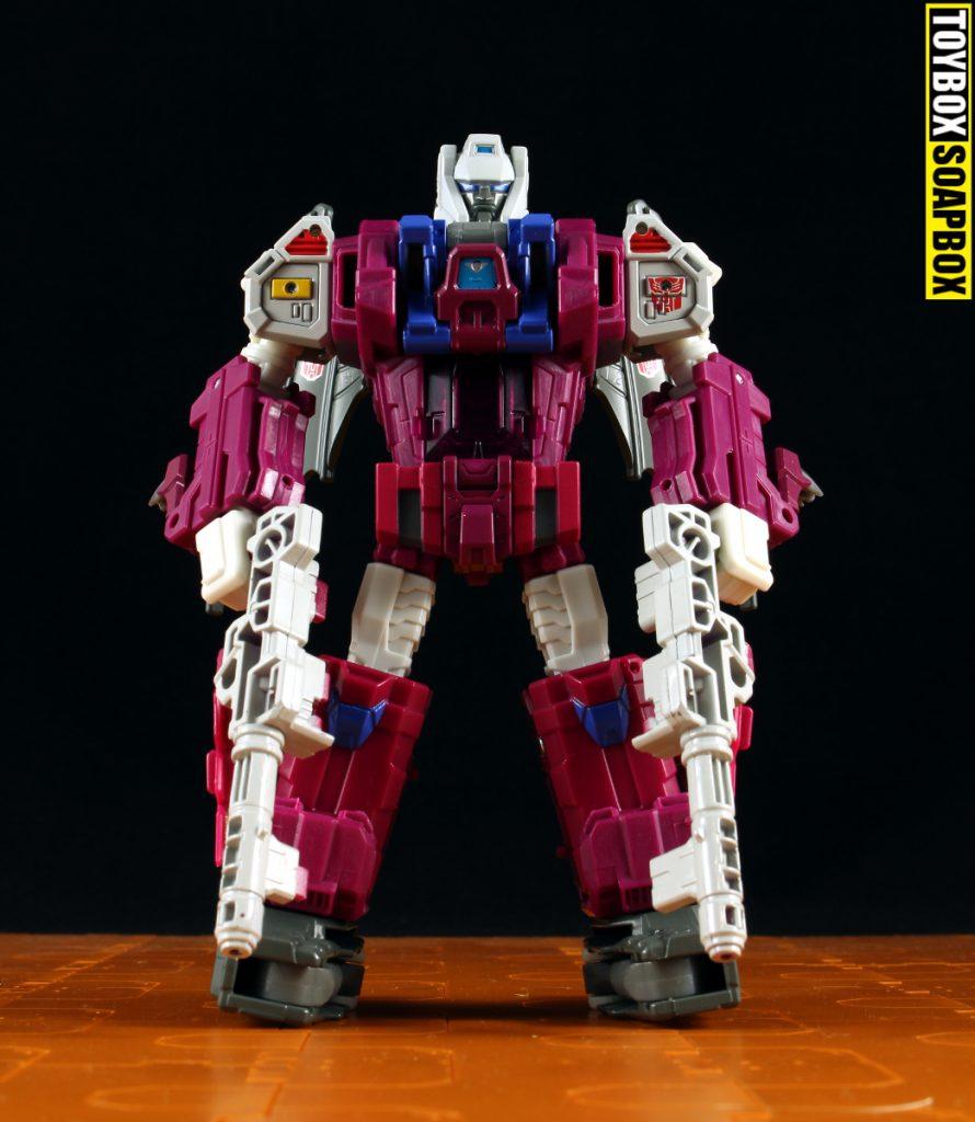transformers titans return grotusque