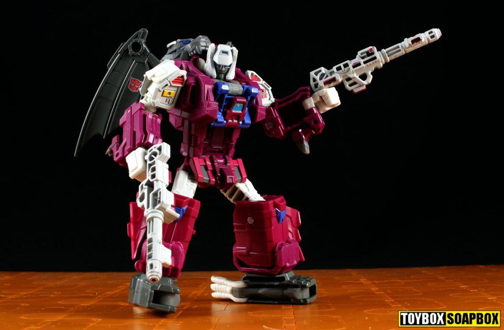 titans return grotusque guns