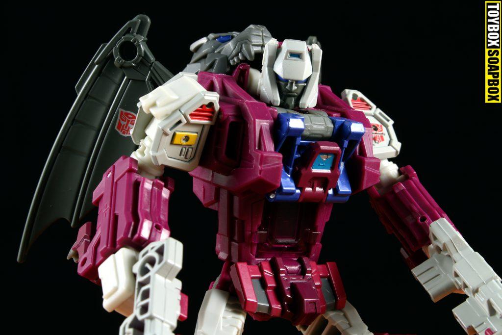 transformers titans return grotusque head