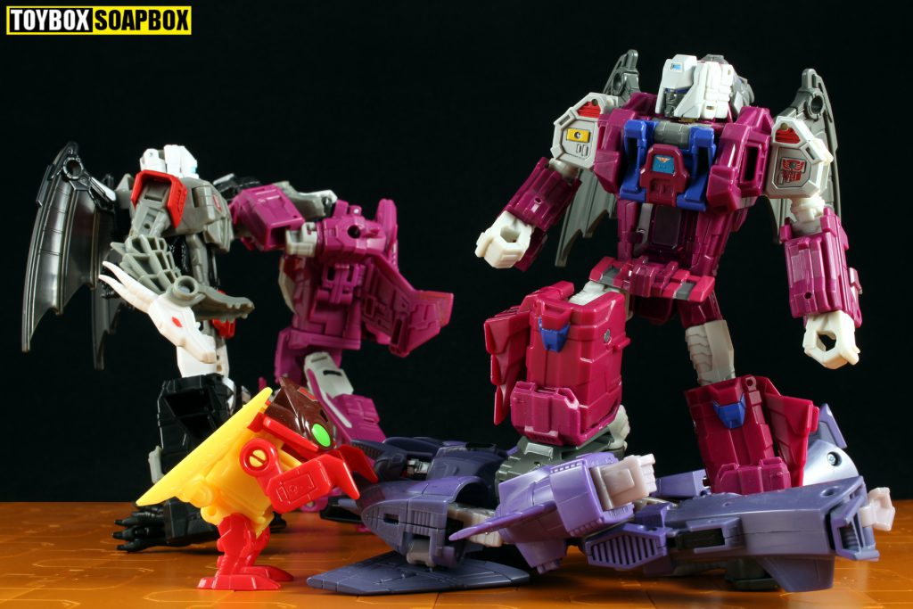 titans return grotusque and monsterbots
