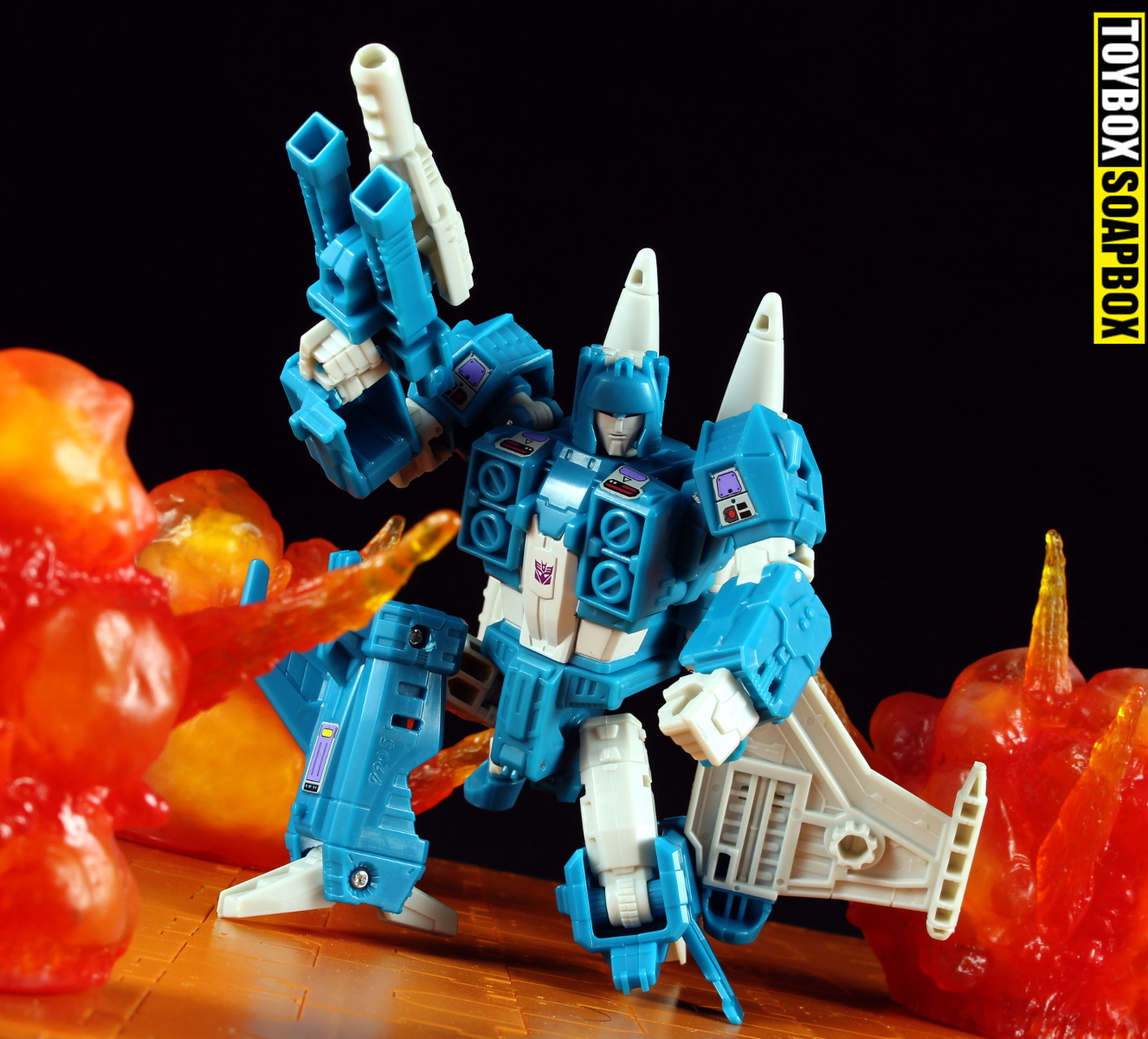 transformers titans return slugslinger review