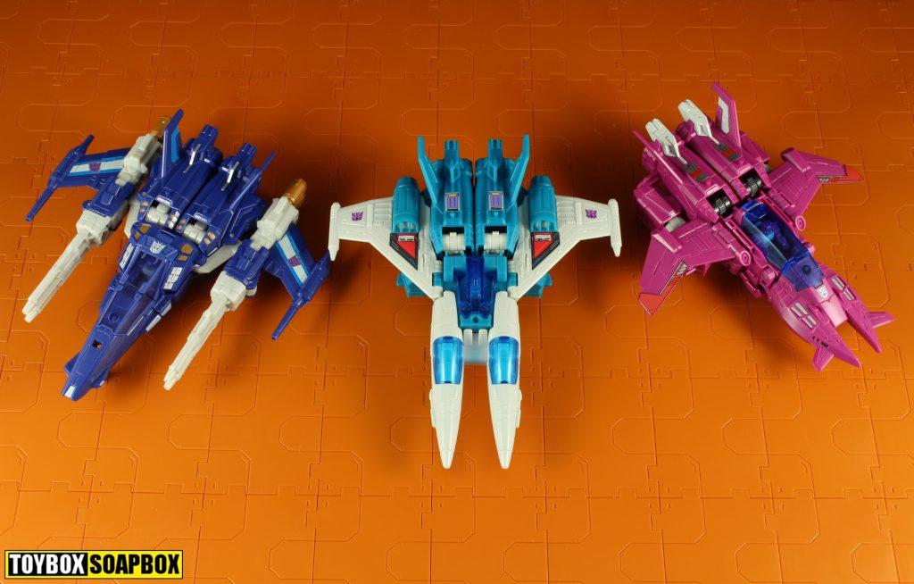 titans return slugslinger jet triggerhappy misfire