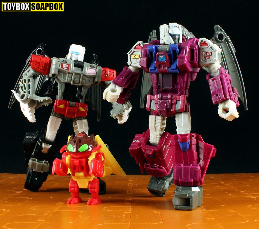 transformers titans return grotusque review