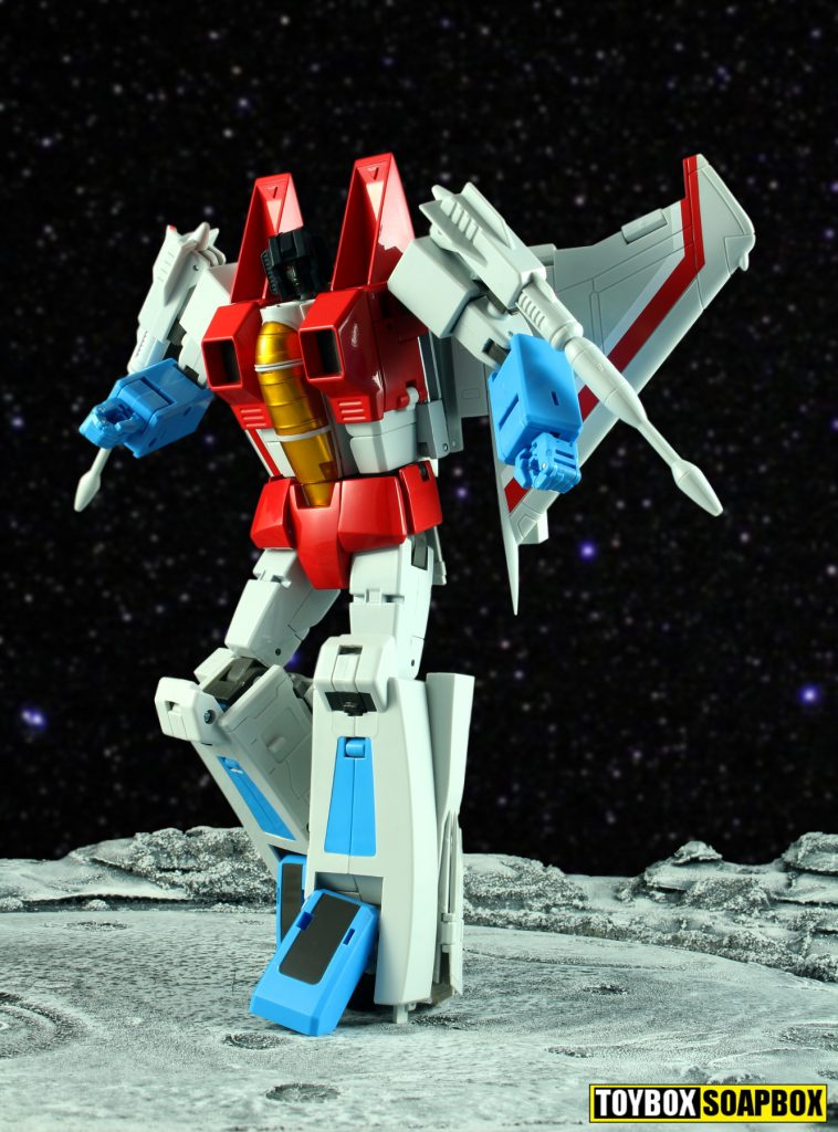 Maketoys howling meteor masterpiece starscream