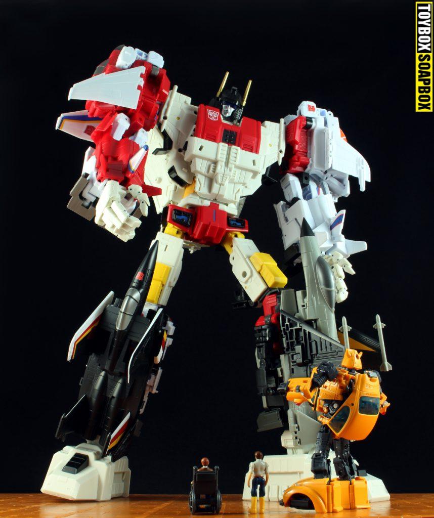 transformers masterpiece bumblebee ju jiang het commander