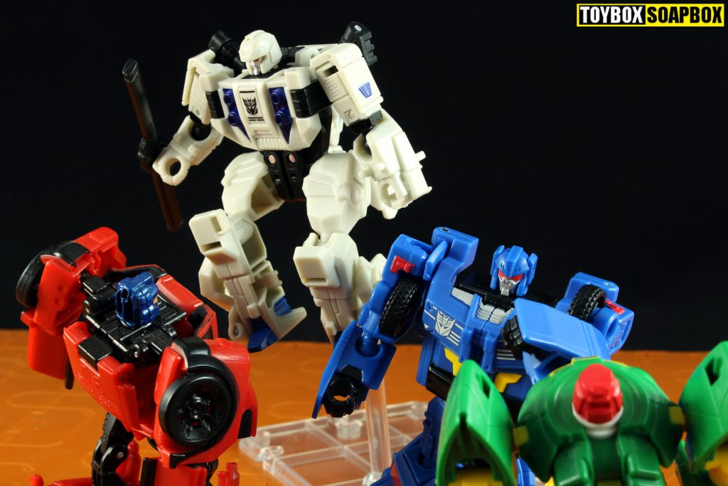 power of the primes battleslash and roadtrap fight