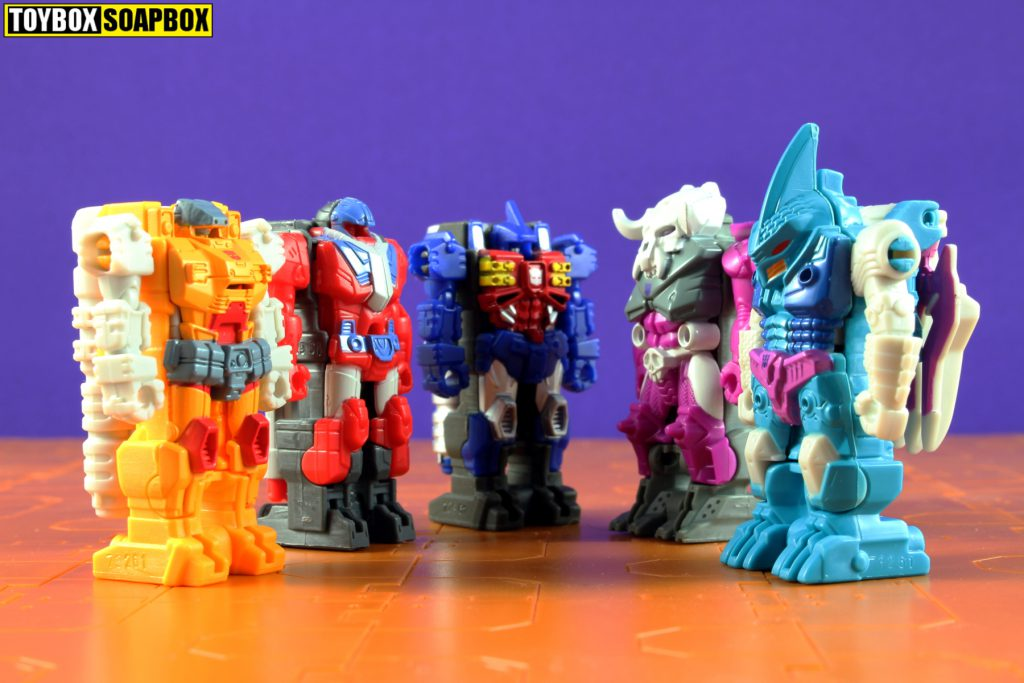 transformers power of the primes primemasters pretenders