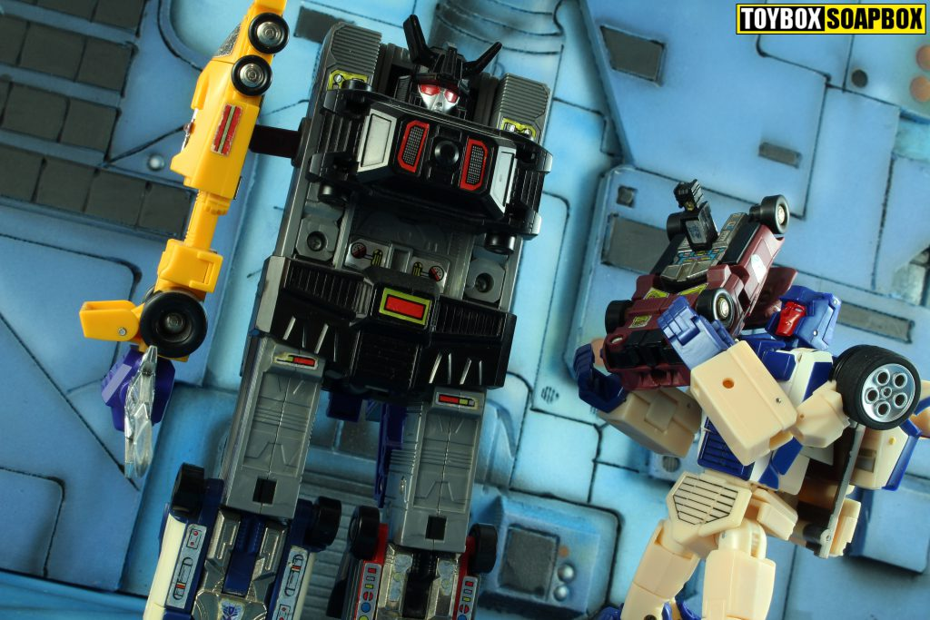 xtransbots crack up g1 menasor