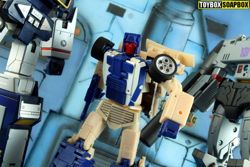 xtransbots crackup robot mode face