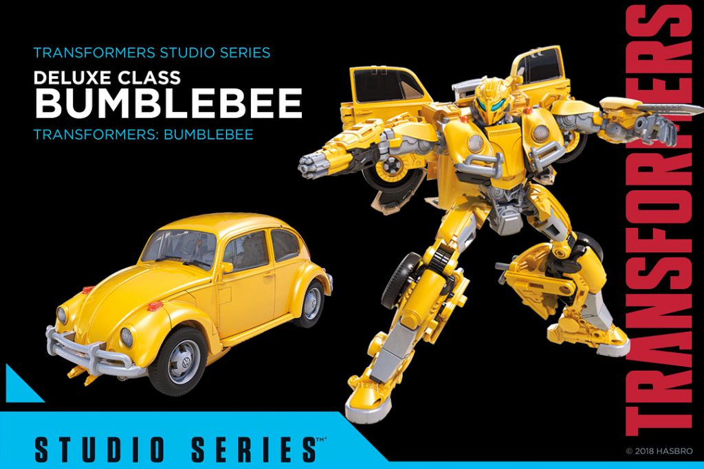 transformers studio series movie bumblebee volkswagen beetle