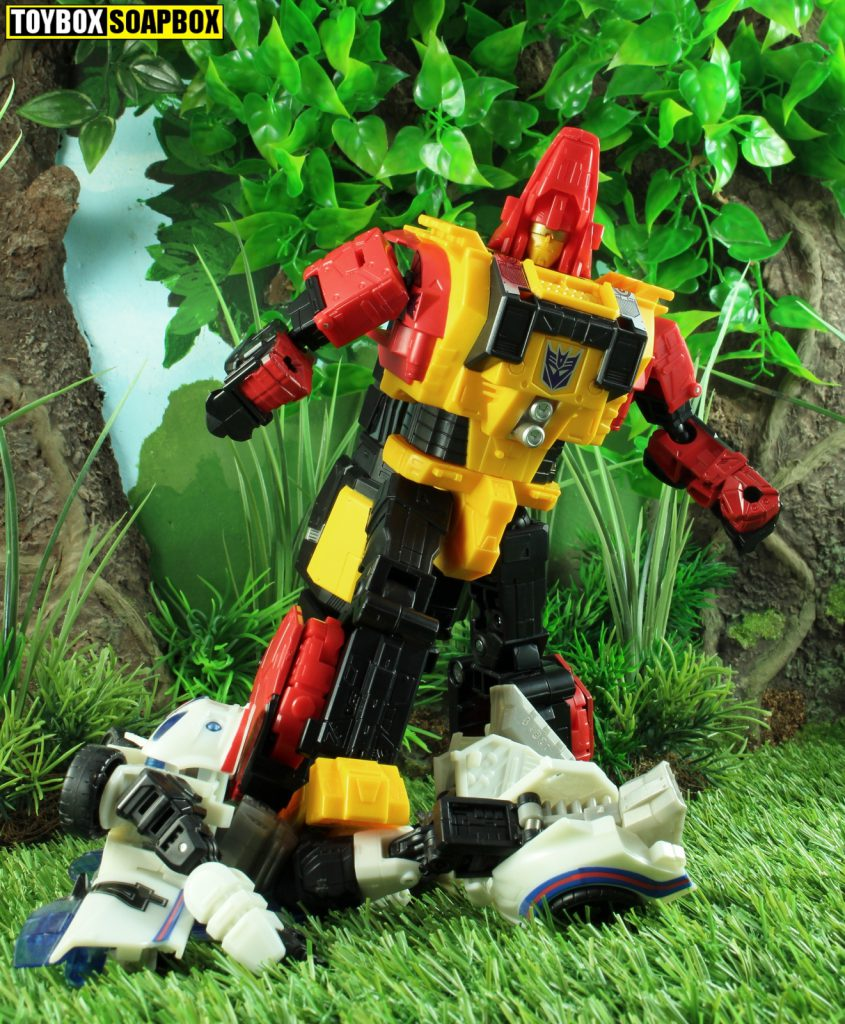 transformers power of the primes headstrong robot mode