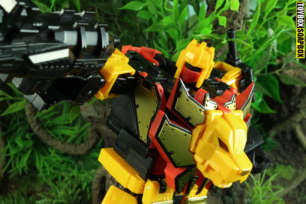 predacon power of the primes razorclaw head and gun
