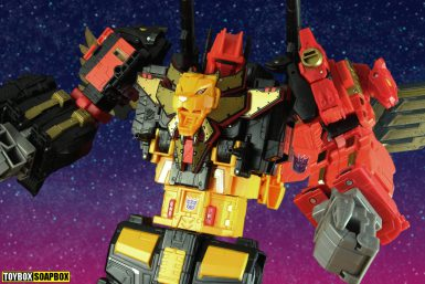 transformers predaking toy head