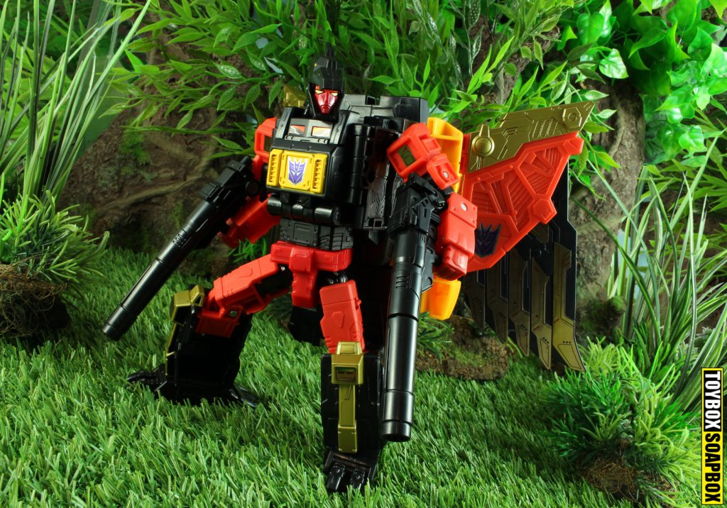 power of the primes predaking divembomb robot mode