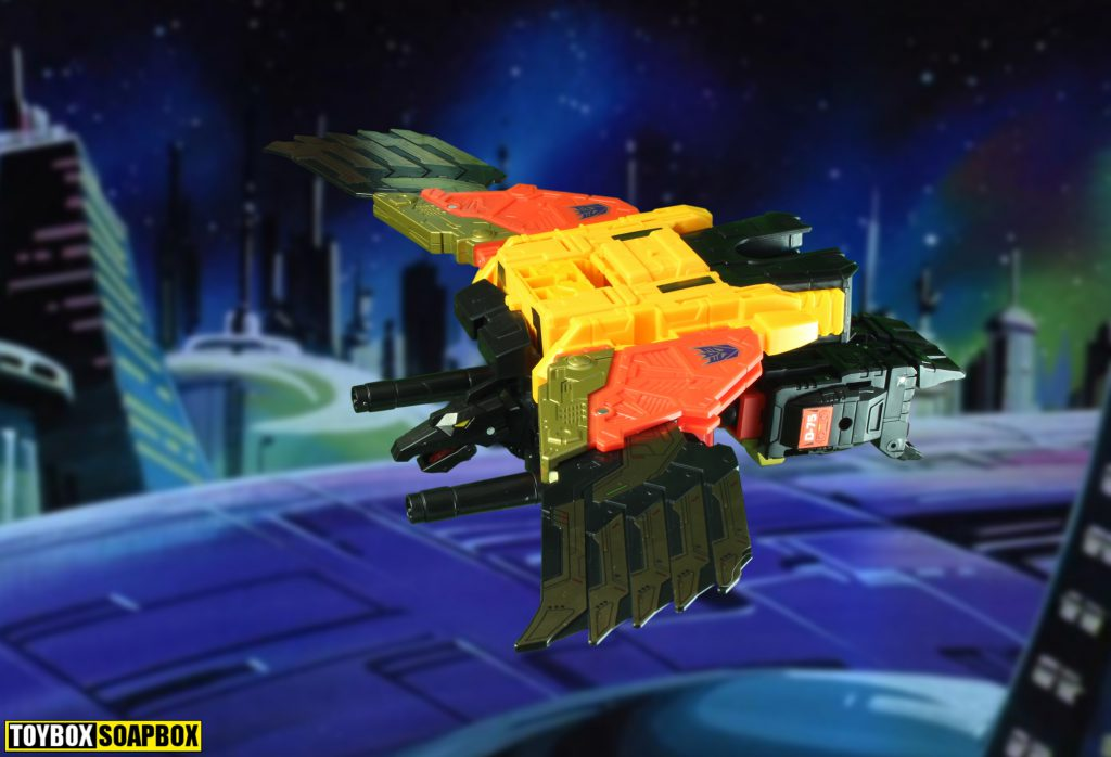 power of the primes divebomb bird mode