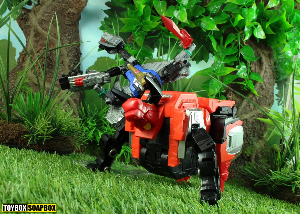 power of the primes torox tantrum predaking
