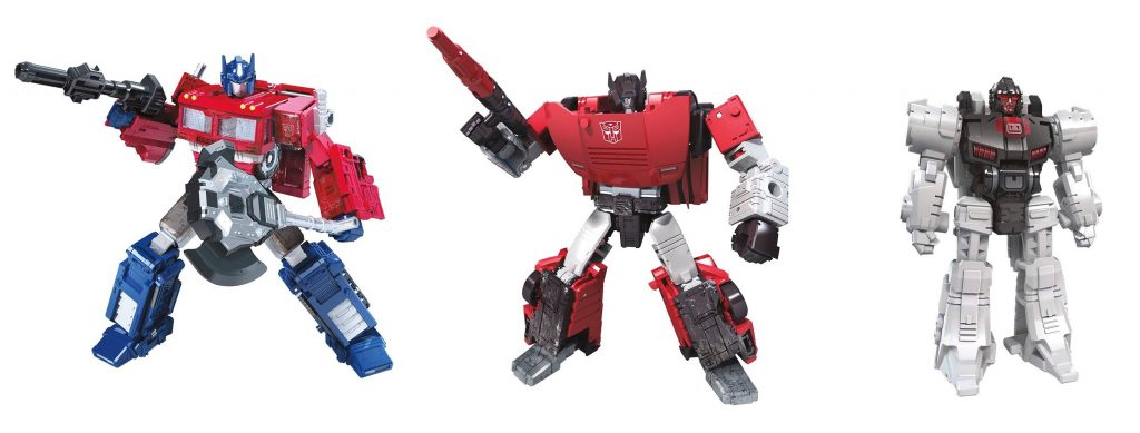 transformers war for cybertron seige sdcc reveals