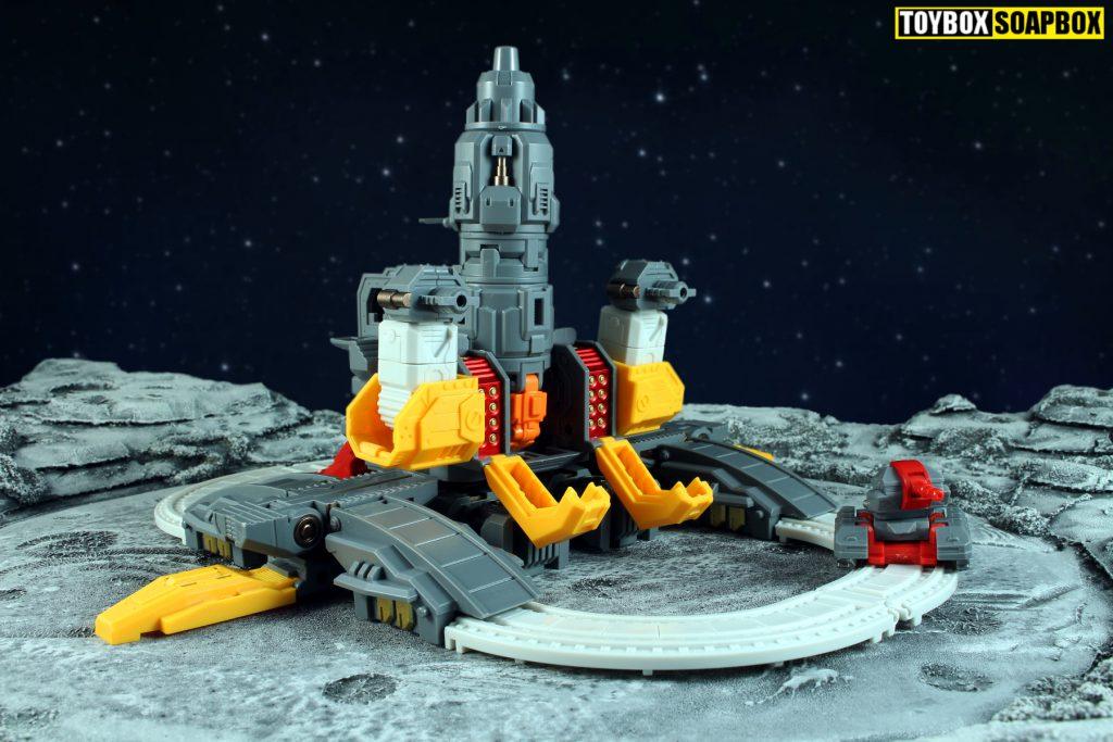 mft huge dragon omega supreme rocket base