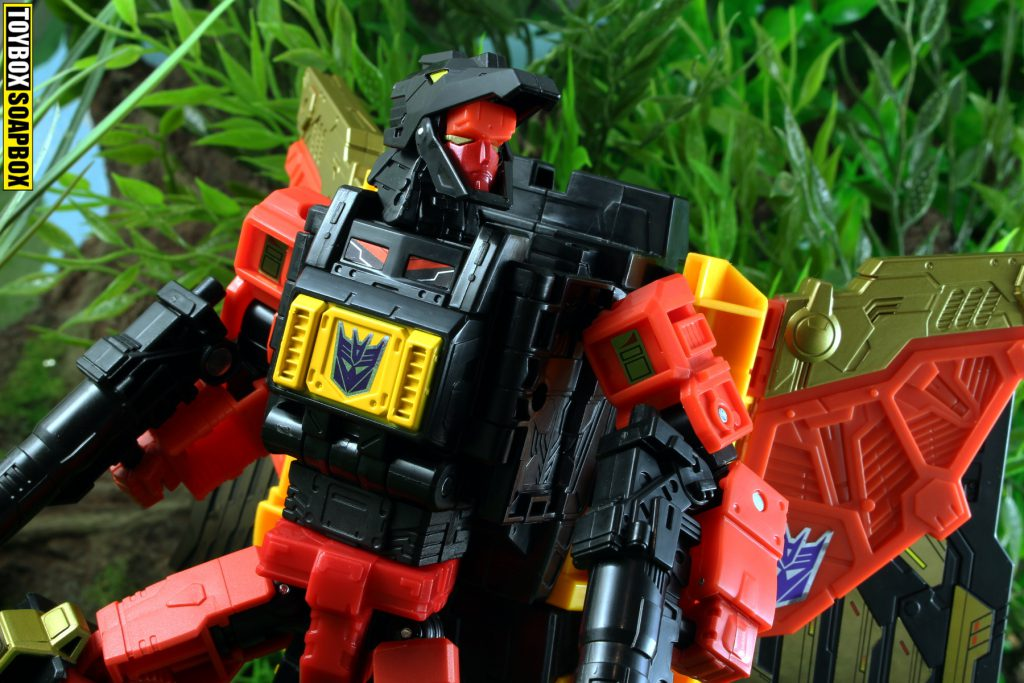Power of the primes divebomb predaking