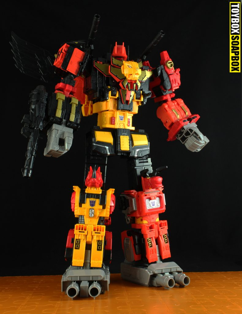 power of the primes predaking combined