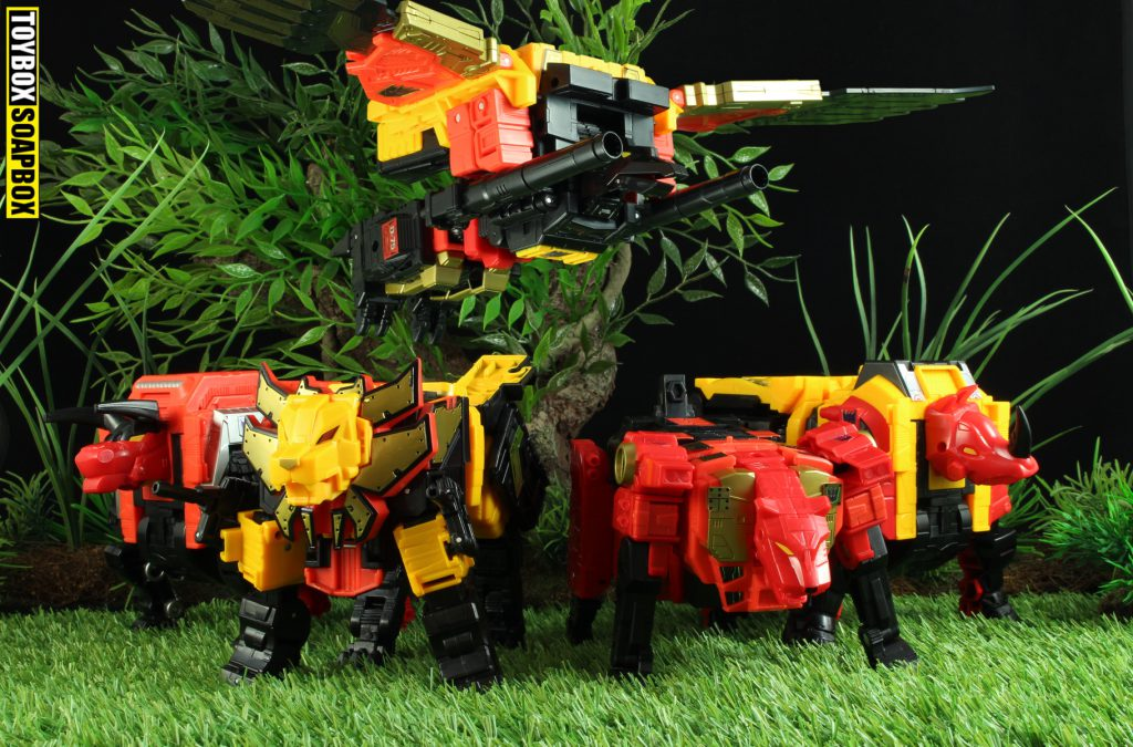 Power of the Primes Predacons review