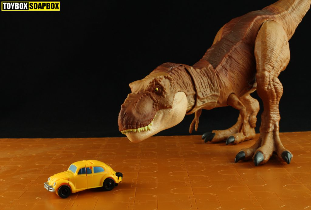 transformers-bumblebee-toy-jurassic-world-rexy