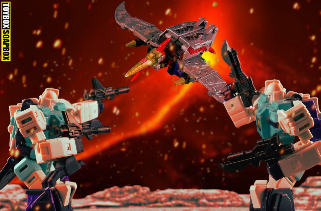 nonnef power of the primes clones weapons