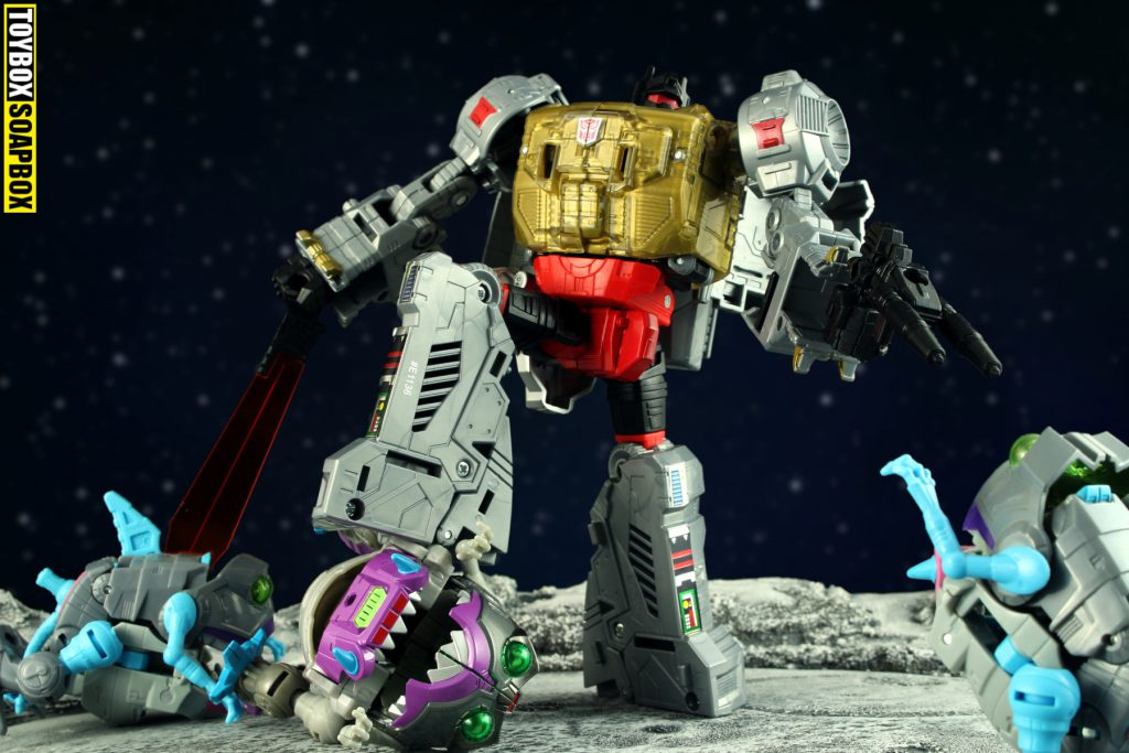 power of the primes grimlock gun sword