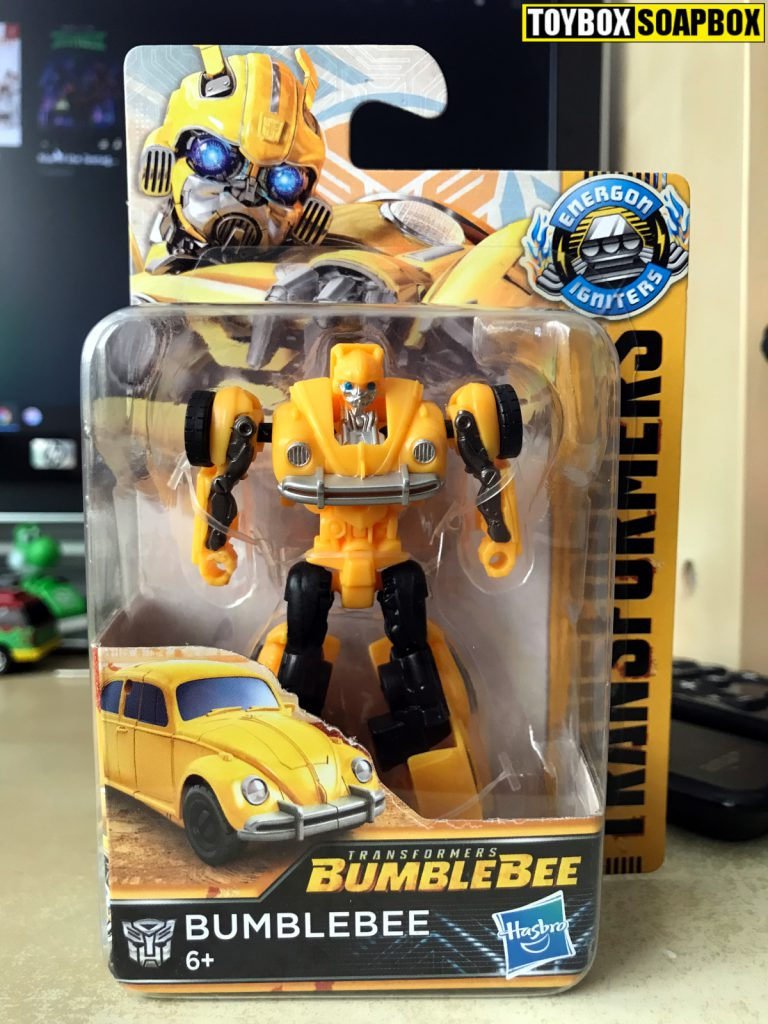 bumblebee movie toys box