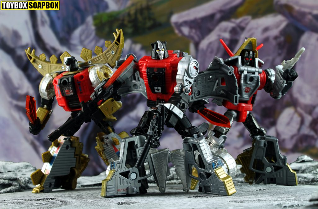 power of the primes dinobot sludge snarl slag nonnef upgrades