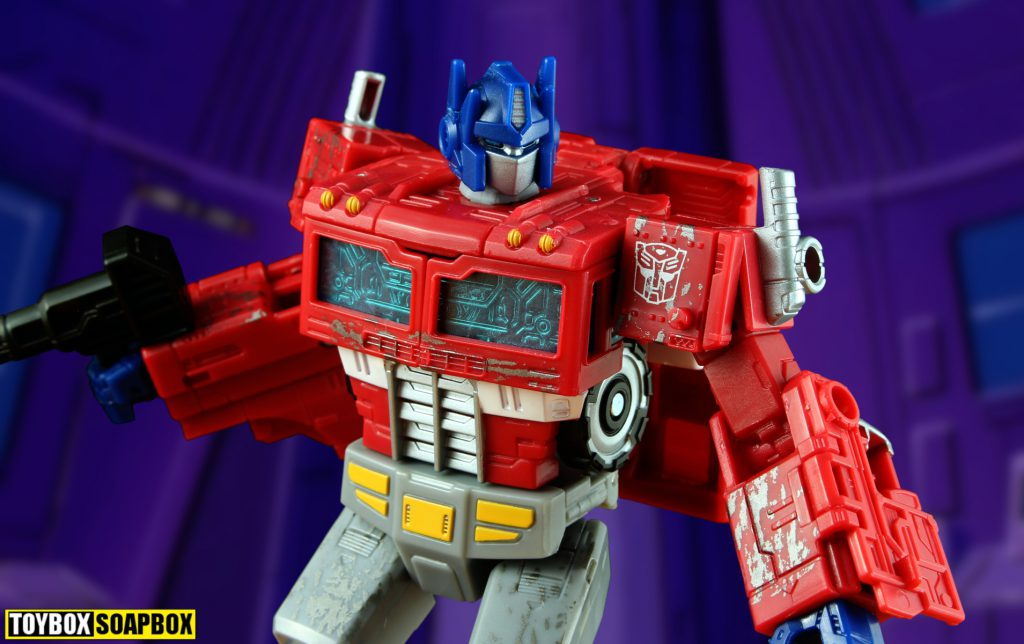siege optimus prime head