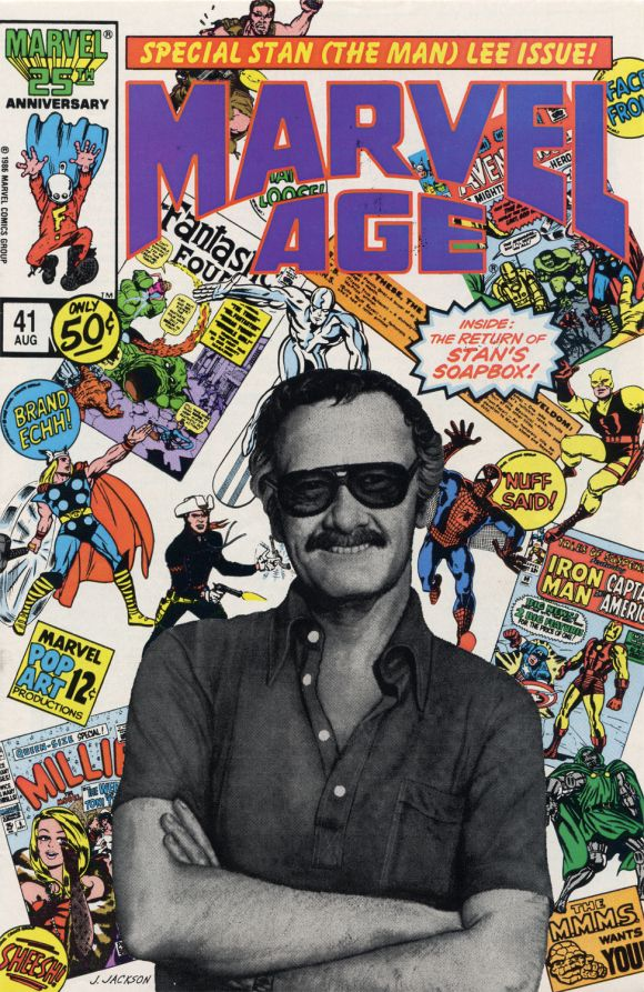 Stan Lee Marvel death