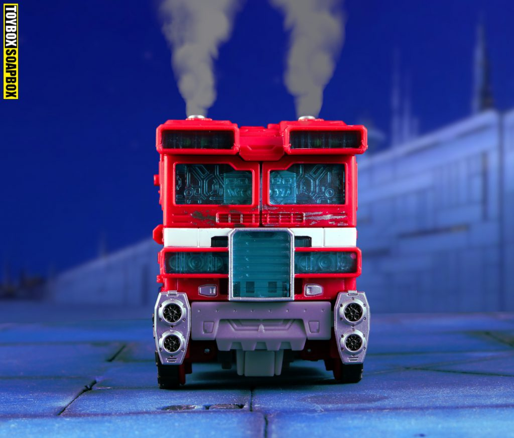 transformers siege optimus prime smokestacks