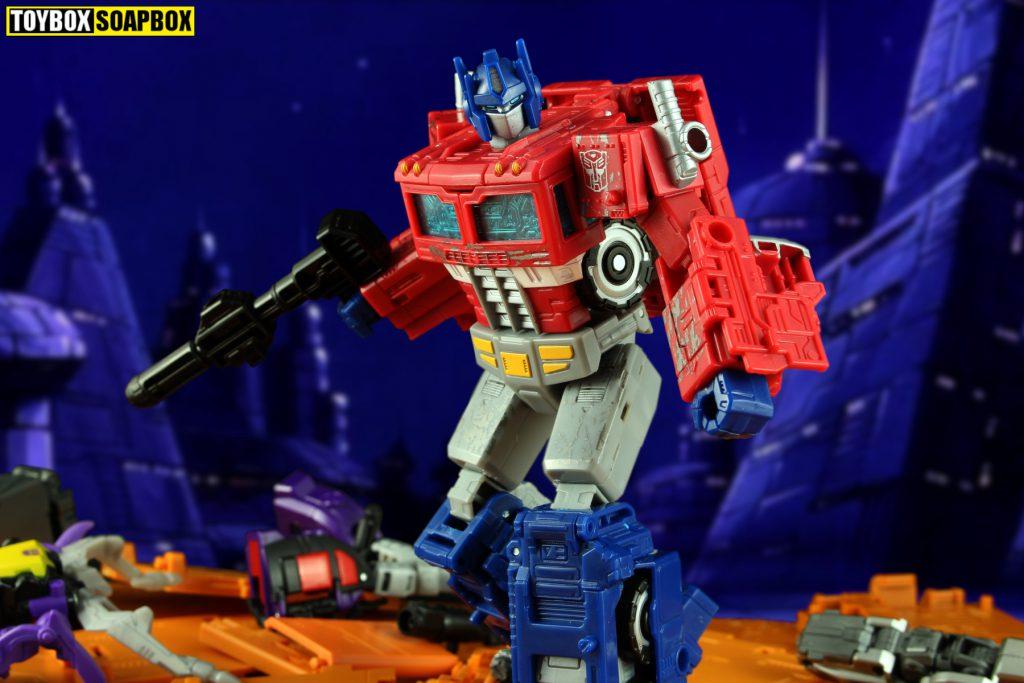 transformers siege optimus prime head