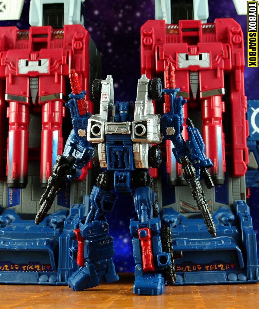 transformers siege deluxe cog