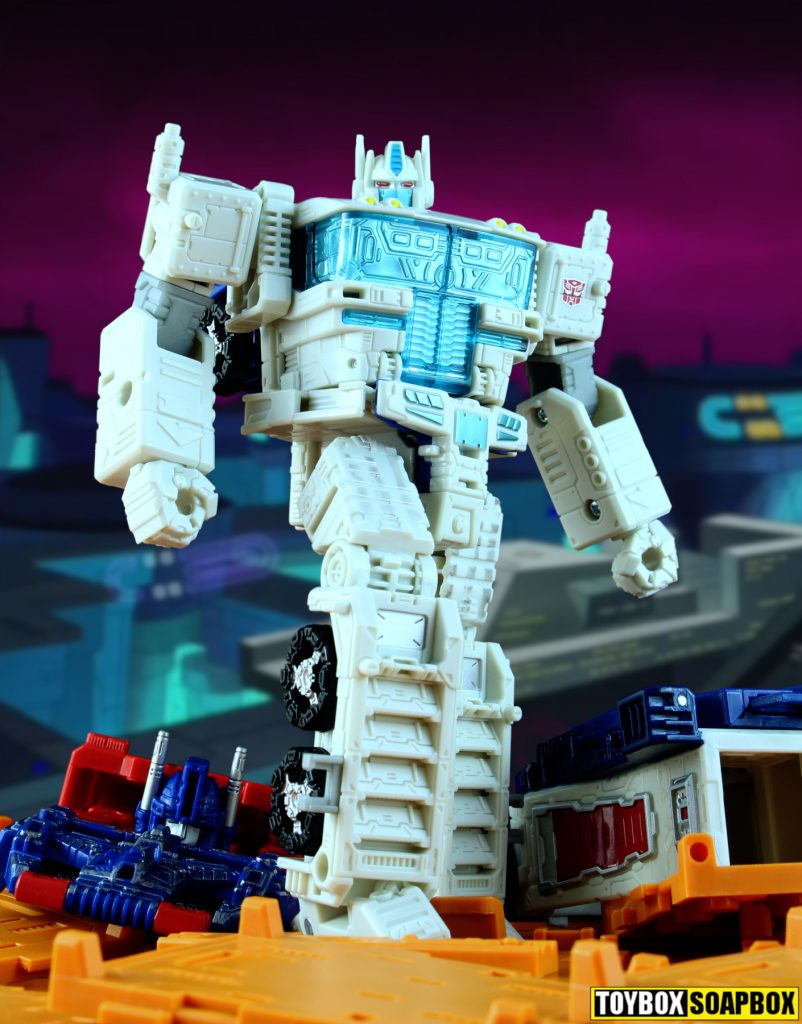 siege leader ultra magnus review