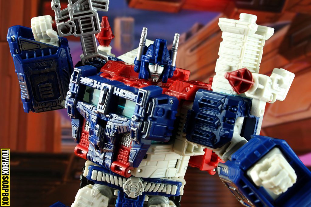 siege ultra magnus face sculpt review