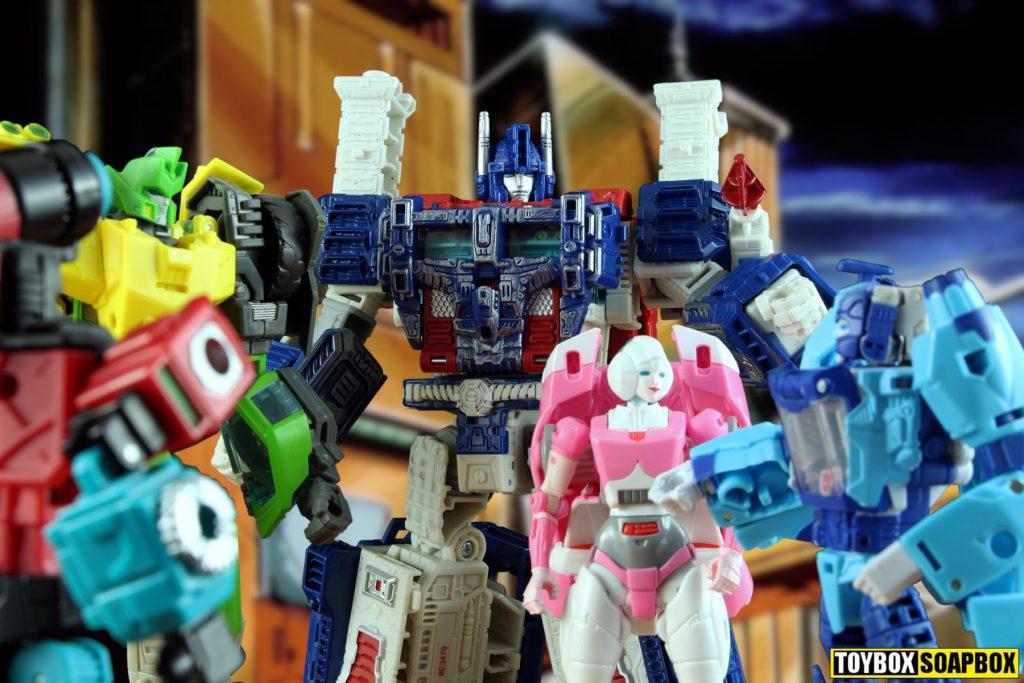 transformers the movie autobotcity