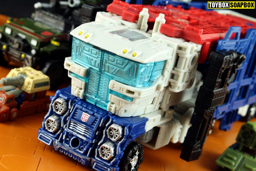 siege ultra magnus review transformers