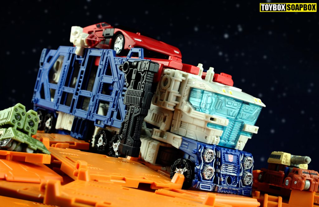 transformers siege ultra magnus truck mode