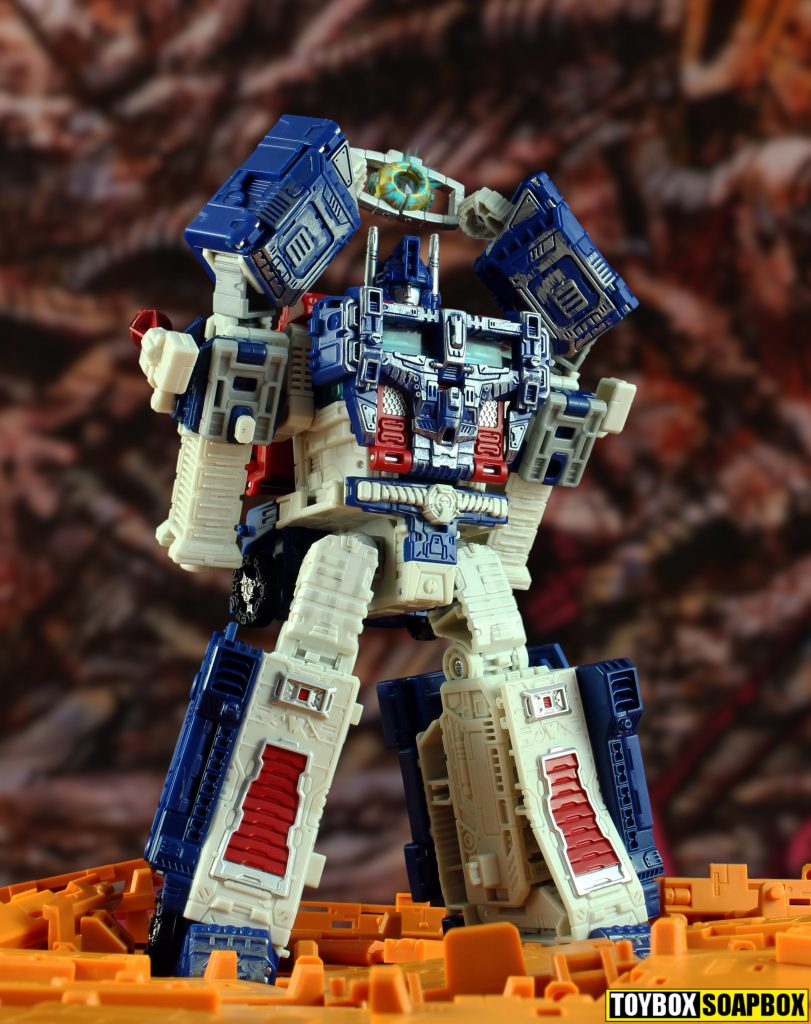 open dammit ipen ultra magnus matrix