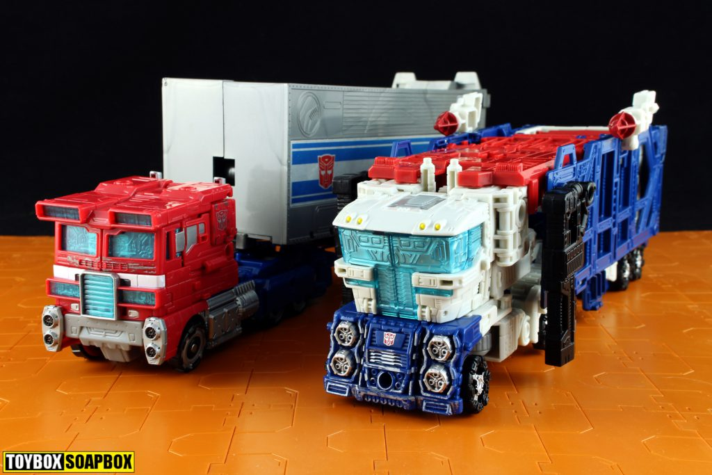 transformers siege ultra magnus and optimus prime